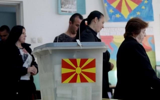 Şimali Makedoniyada da prezident seçkiləri keçirilir