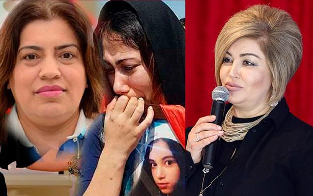 """""""Xalidə Bayramova Elinanın anasına dağ çəkmək üçün belə edib"""" - Deputat"""