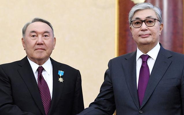 Nazarbayev prezidentliyə Tokayevin namizədliyini təklif etdi