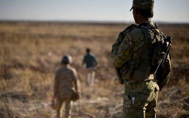PKK terrorçuları hərbi bazanı atəşə tutdu