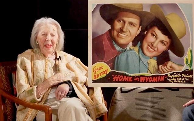 Məşhur aktrisa 102 yaşında öldü