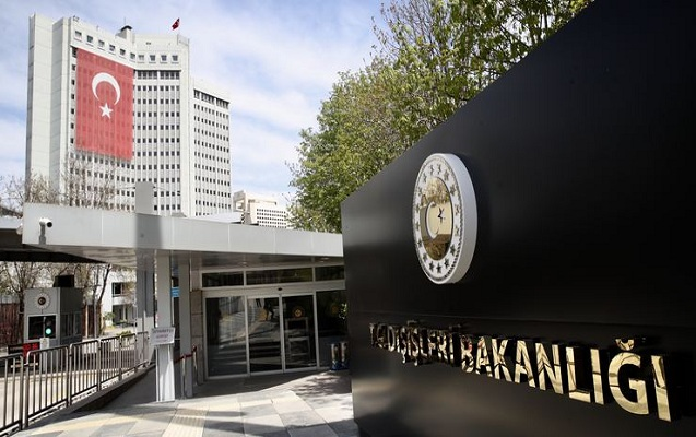 Türkiyədən Trampın açıqlamasına reaksiya