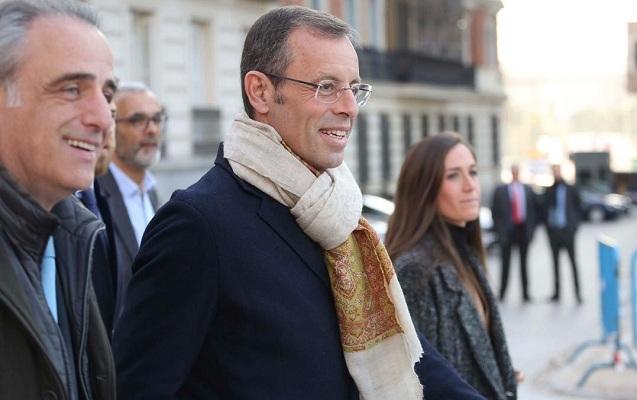 """""""Barselona""""nın sabiq prezidenti azadlığa çıxdı"""
