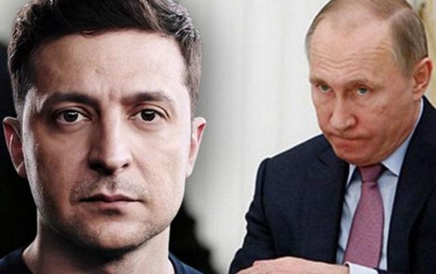 Prezident kimi Putinlə ilk dəfə bu mövzuda toqquşdu