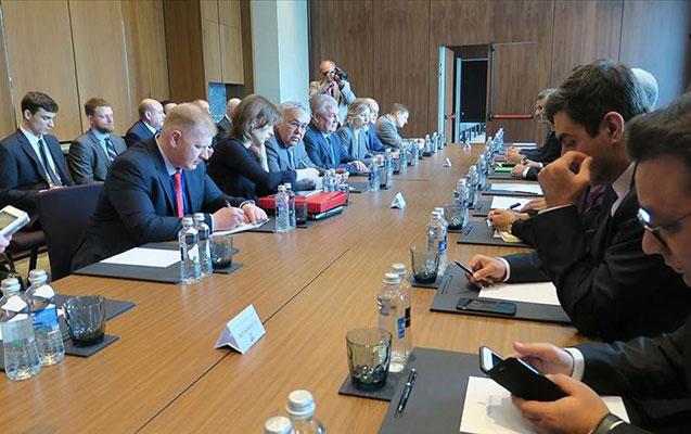 Nur-Sultanda Rusiya, İran və Türkiyə nümayəndələrinin görüşü başlayıb