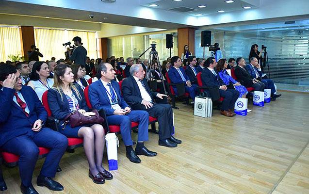 Azərbaycan Universitetində V Avropa İqtisadi Konqresi işə başlayıb