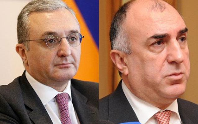 Azərbaycan və Ermənistan nazirləri Vaşinqtonda görüşə bilər