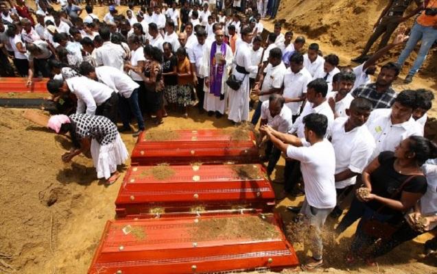Şri-Lanka ölü sayını azaltdı