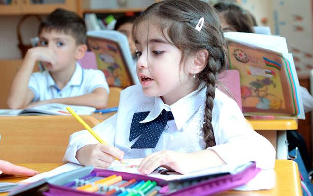 Yaşı 8-dən yuxarı olan uşaqların fərdi təhsilə cəlb edilməsinə başlanılır