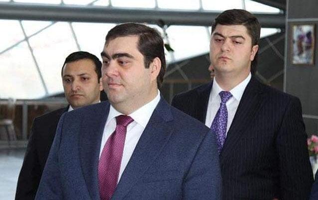 Vasif Talıbovun oğluna yeni vəzifə verildi