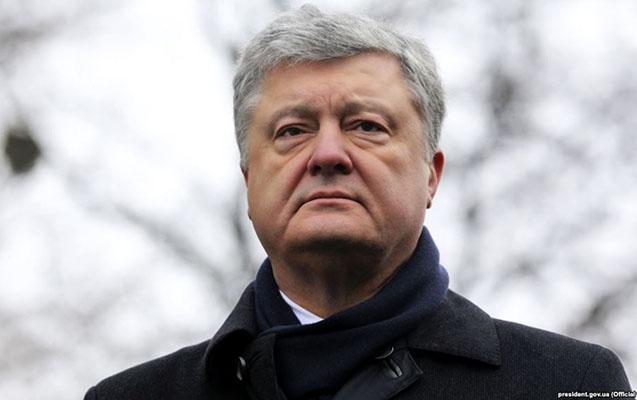 Ukraynada Poroşenko ilə bağlı araşdırma başlanıldı