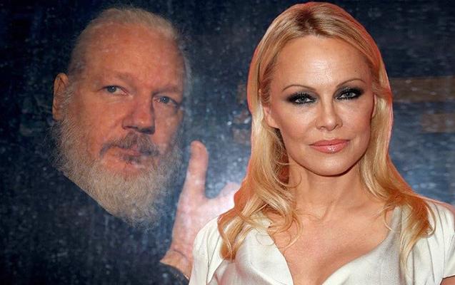Onunla həbsdə ilk dəfə görüşən Pamela Anderson oldu