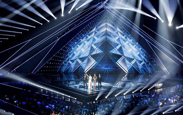 """""""Eurovision"""" həyəcanı başladı - Canlı yayım"""