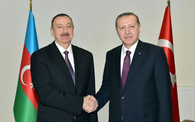 Ərdoğandan Əliyevə təbrik