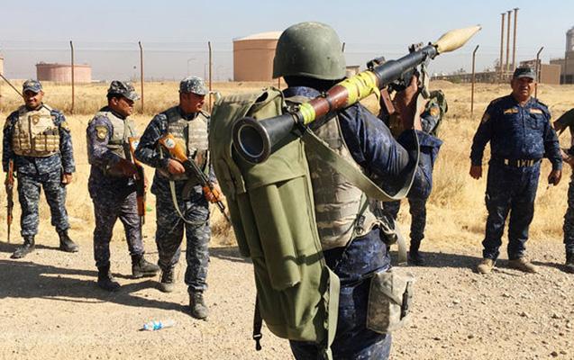 Almaniya və Niderland İraqda hərbi fəaliyyətini dayandırdı
