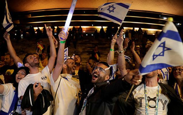 """İsrail dindarları """"Eurovison""""a qarşı çıxdı"""