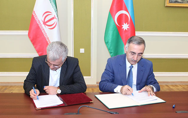 Azərbaycanla İran arasında İKT üzrə işçi qrupunun iclası olub