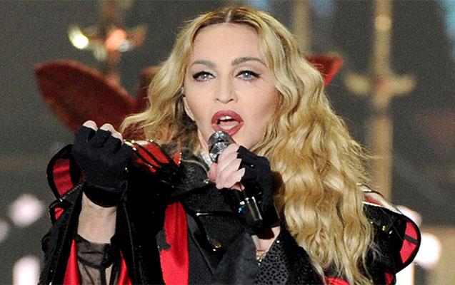 Madonna İsraildə müqavilə bağladı