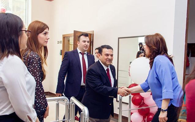 """""""Evrika"""" liseyində """"Beynəlxalq Gün"""" adlı tədbir keçirilib"""