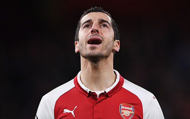 """""""Arsenal"""" Mxitaryanı Bakıya gətirəsi olmadı"""