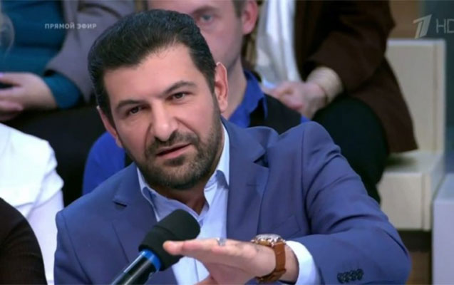 Fuad Abbasov Moskvada saxlanılıb