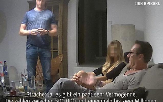 Vitse-kanslerin qadınla qalmaqallı videosu yayıldı