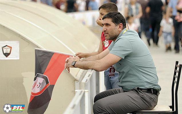 """""""Futbolçularım qəhrəmandır"""""""