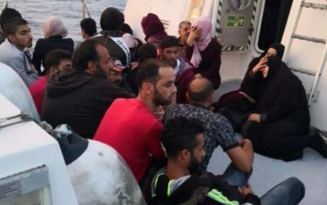 Türkiyədə 60-a yaxın miqrant saxlanılıb
