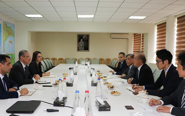 Yaponiya-Azərbaycan İqtisadi Komitəsinin iclası keçiriləcək