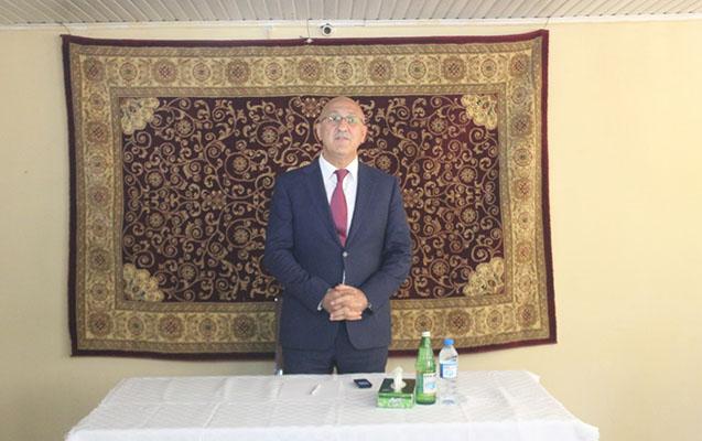 Arif Qasımov rayon sakinləri ilə görüş keçirib