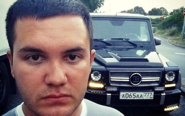 """Ələkbərovun oğlu """"Rusiyanın ən varlı varisi"""" oldu"""