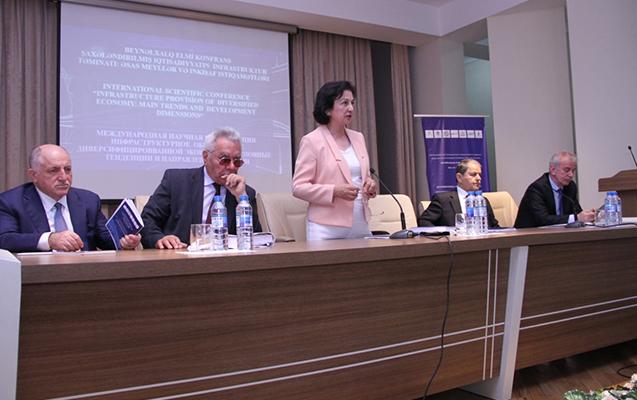 AzMİU-da beynəlxalq elmi konfrans öz işinə başlayıb