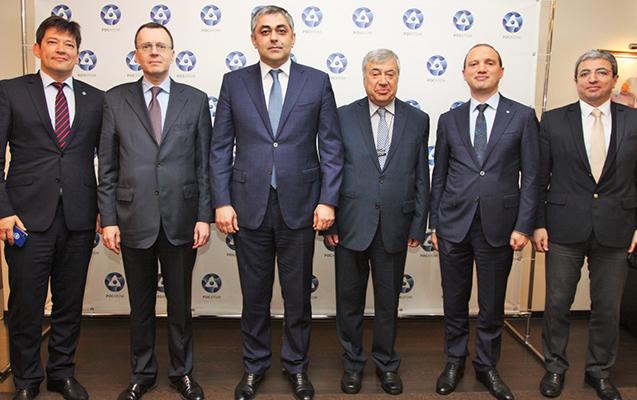 Azərbaycanla Rusiyanın nüvə və radiasiya texnologiyaları müzakirəsi