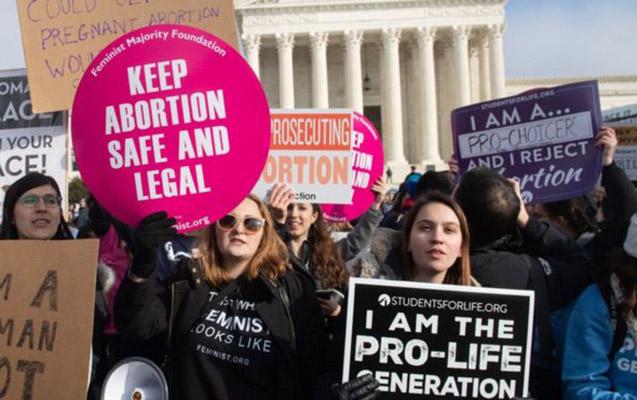 ABŞ-ın daha bir ştatında abort qadağası