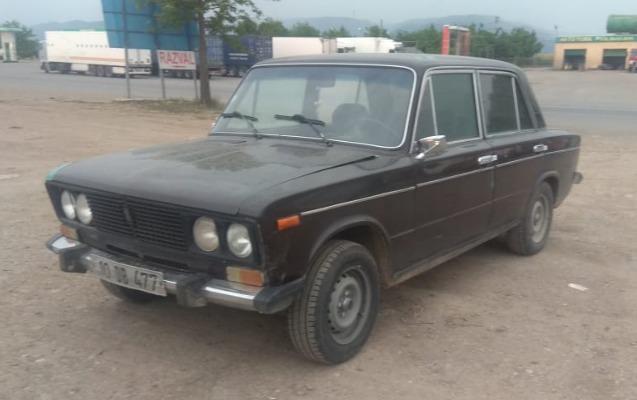 Şəmkirdə 20 yaşlı avtomobil oğrusu tutulub