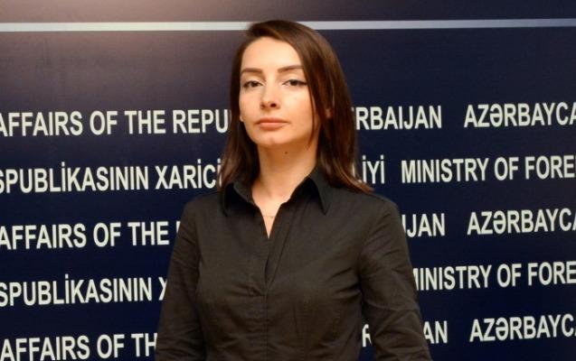 """XİN: """"Ermənistan idmandan siyasi alət kimi istifadə edir"""""""