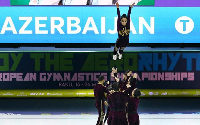 Azərbaycan komandası qızıl medal qazanıb