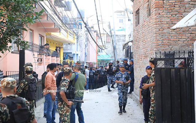 Nepalda 2 partlayış, ölənlər var