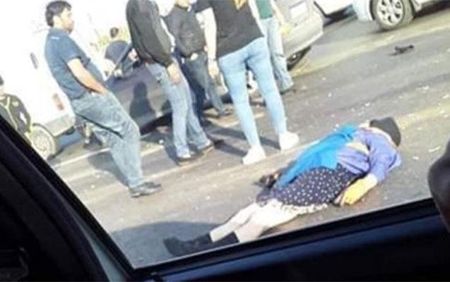 Bakıda daha bir süpürgəçi qadını maşın vurub öldürdü