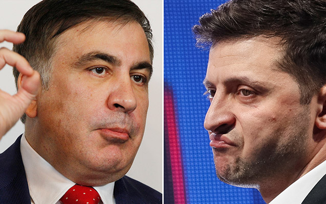 Saakaşvili yenidən Ukrayna vətəndaşı oldu - Zelenskidən sərəncam