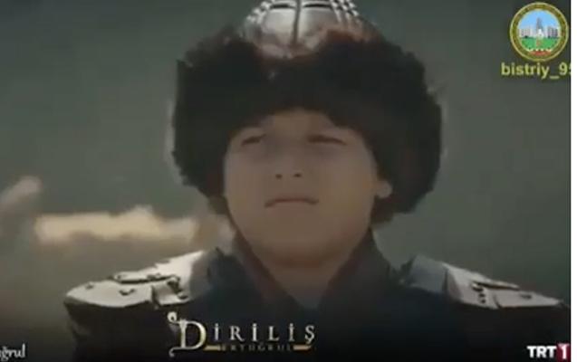 Prezidentin oğlu məşhur Türkiyə serialına çəkildi