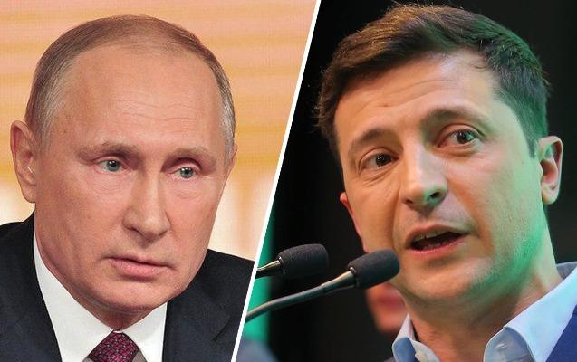 Putinlə Zelenski telefon danışığı apara bilər