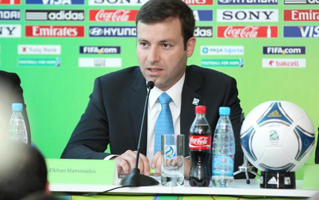 Elxan Məmmədov UEFA-da komitə sədri oldu