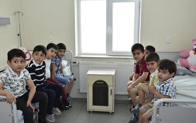 Abşeronda 50 uşaq pulsuz sünnət edilib