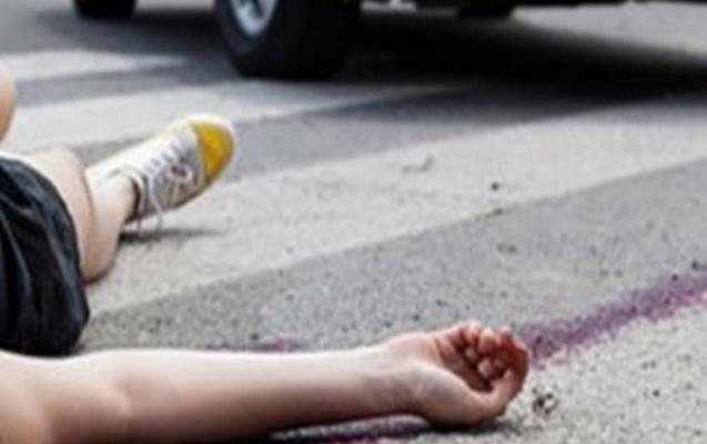 İlk dərs günü 3-cü sinif şagirdini maşın vurdu, öldü
