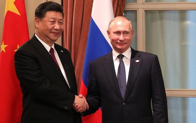 Putini ən yaxın dostu adlandırdı - Video