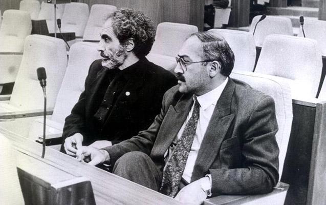 Pənah Hüseyn 1993-cü ilə aid məxfi sənədi yaydı