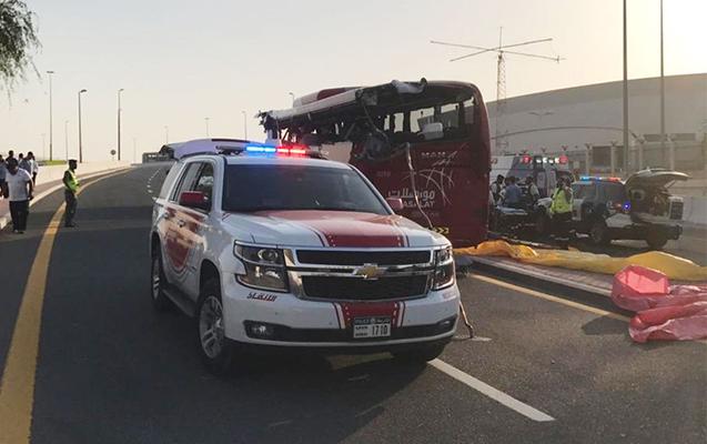 Bayramdan qayıdan turistlər qəzaya düşdü - 17 ölü, 9 yaralı