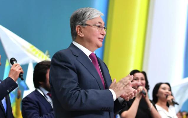 Tokayev Qazaxıstan prezidenti seçildi - Rəsmi