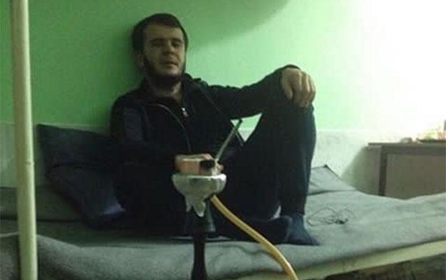 """""""Dnepr Malış""""ın həbsdən fotosu yayıldı"""